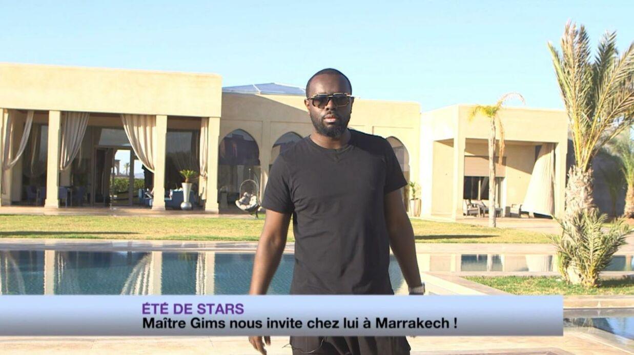 VIDEO Maître Gims vous fait visiter sa villa de rêve à Marrakech