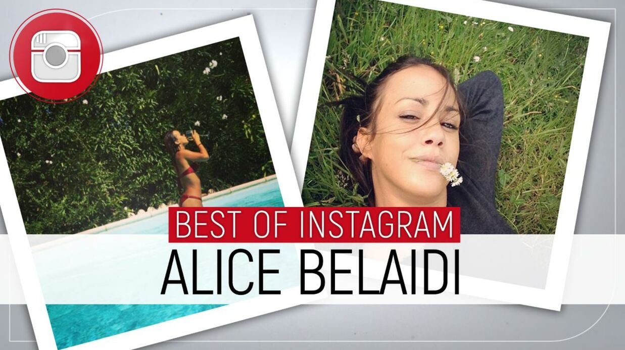 PHOTO Alice Belaïdi pose seins nus et enflamme Instagram