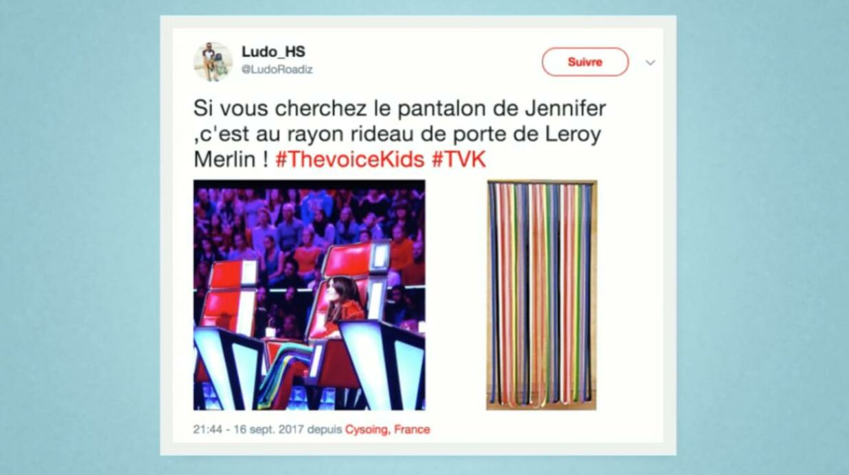 Jenifer très critiquée à cause de son pantalon dans The Voice Kids