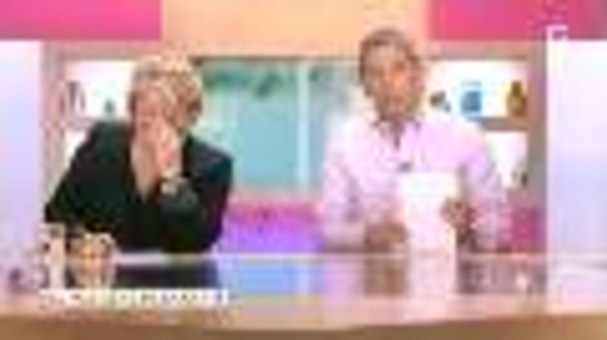 VIDEO Michel Cymes se fait réprimander par une téléspectatrice