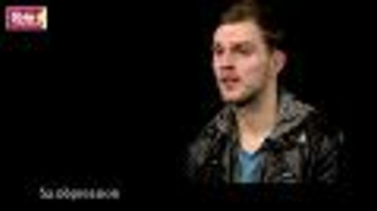 Matthew Raymond-Barker revient sur son coup de sang