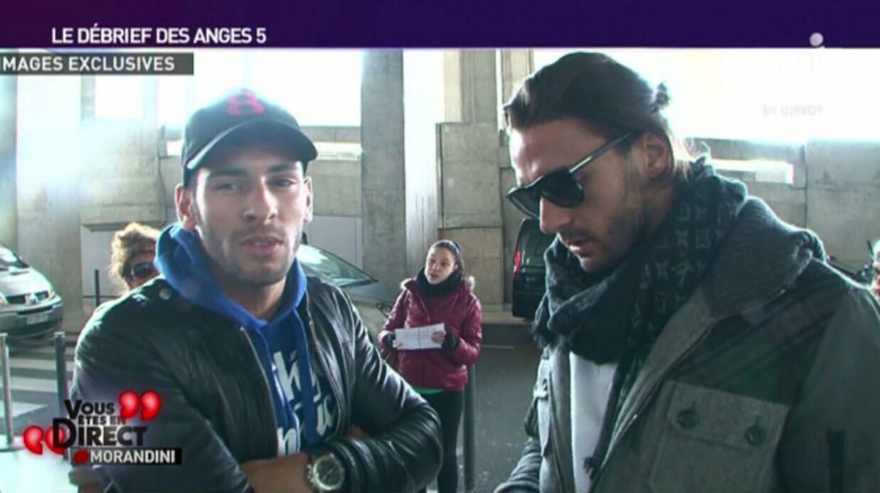 VIDEO Les Anges de la téléréalité sont rentrés en France