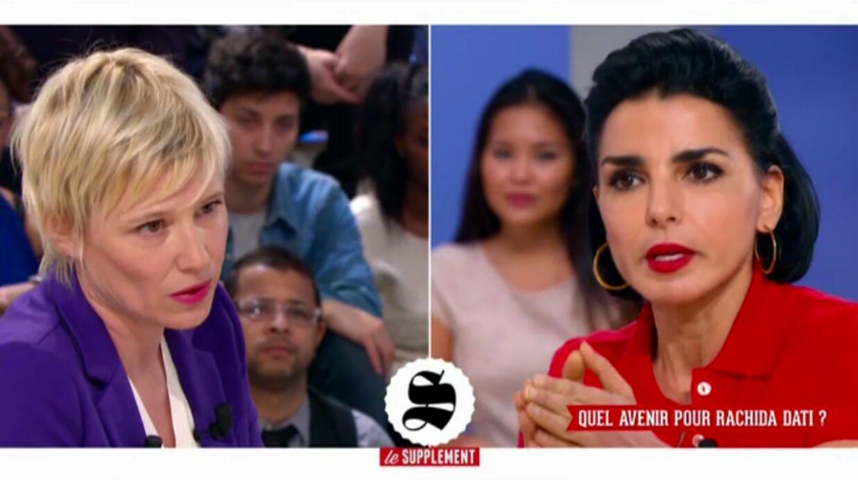 VIDEO Rachida Dati s'énerve quand on lui parle de sa fille