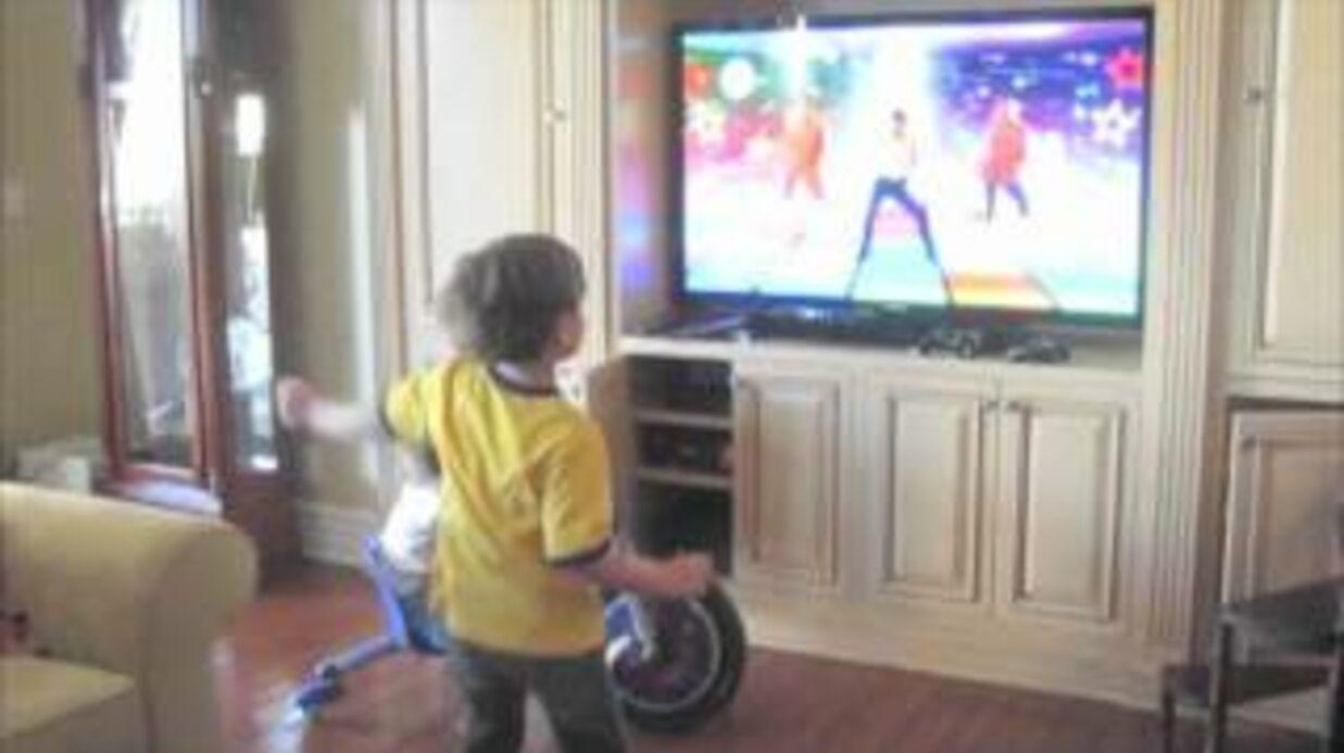 VIDEO Britney Spears: son fils Sean Preston danse comme elle