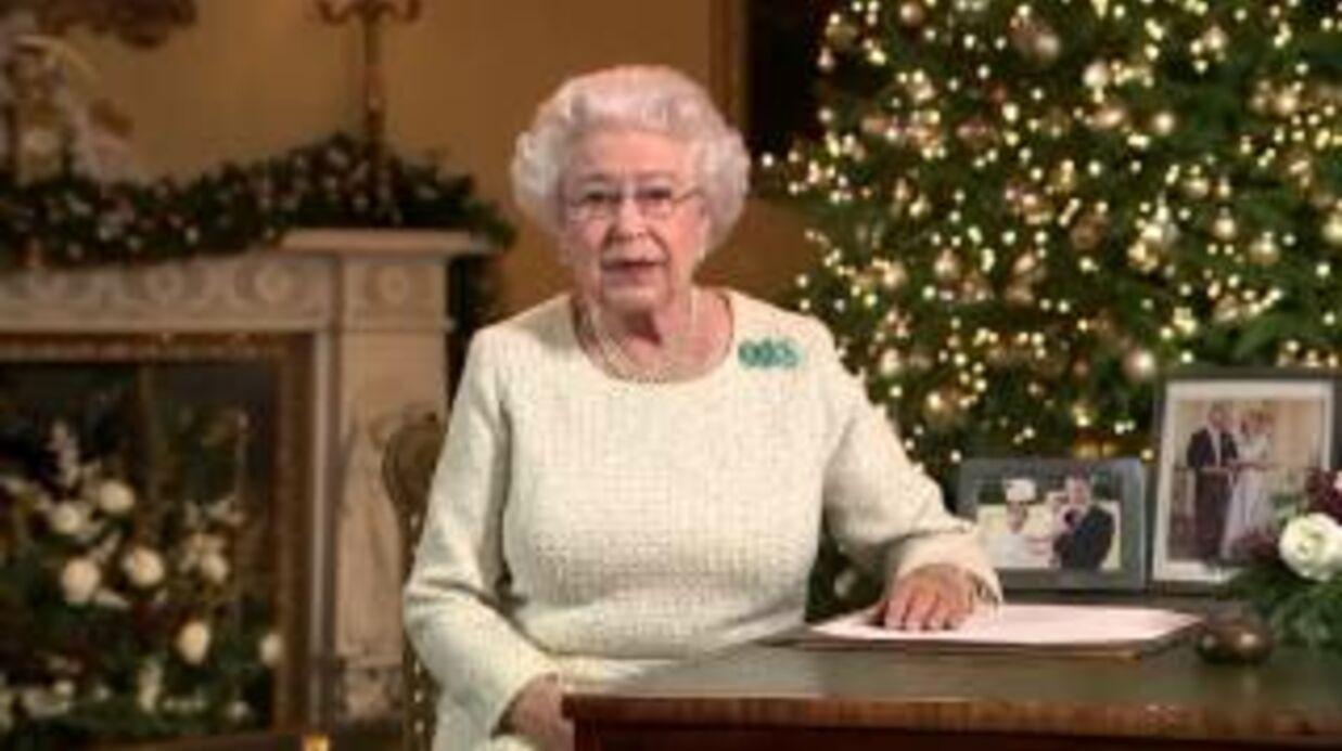Elizabeth II: son touchant mot pour la princesse Charlotte dans son discours de Noël