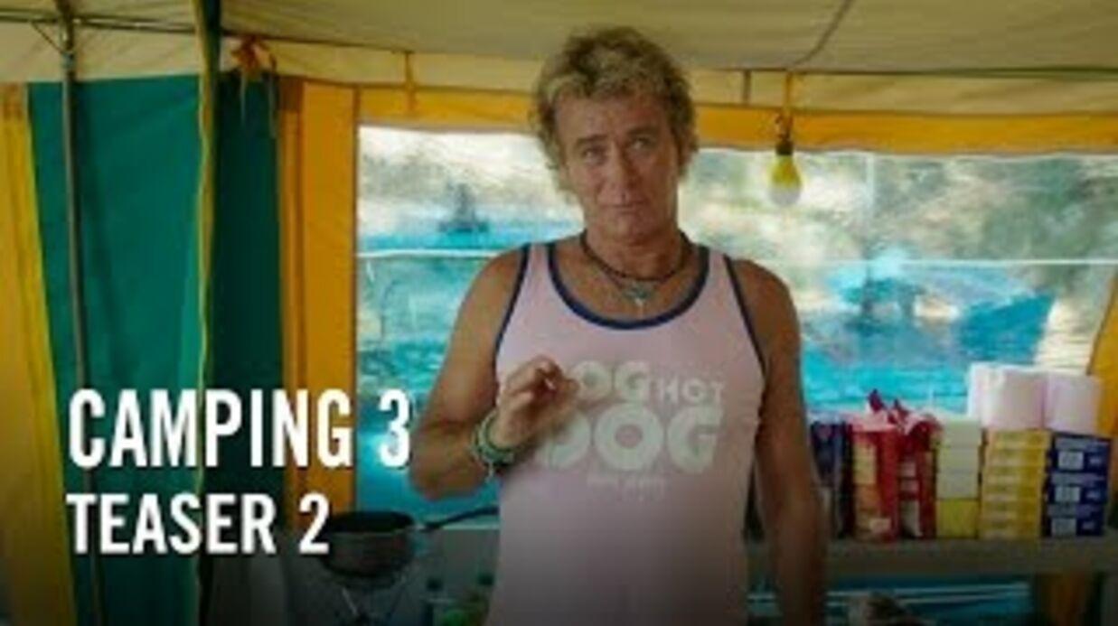 VIDEO Camping 3: nouveau teaser prometteur pour la comédie de Franck Dubosc