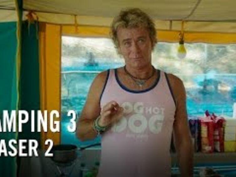 Video camping 3 nouveau teaser promet teur pour la com for Ravi s bains md