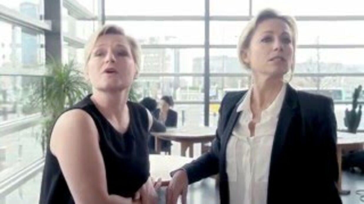 VIDEO Les stars de France Télévisions se moquent des clichés sexistes