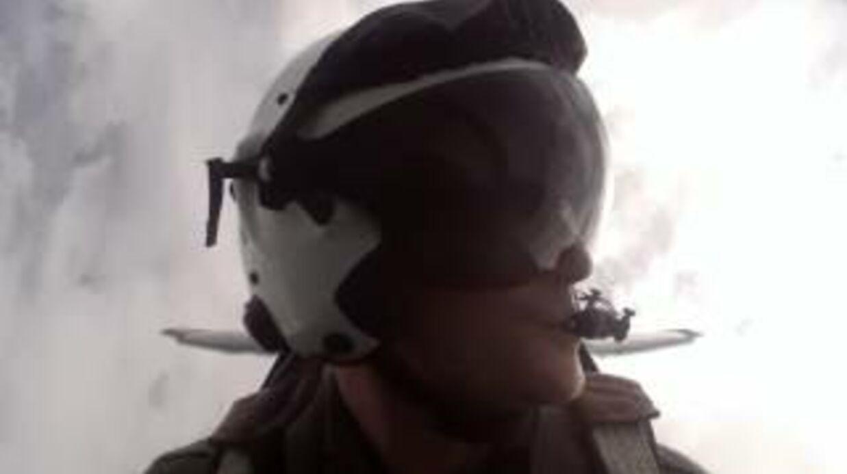 VIDEO: Le prince Harry filmé en plein looping
