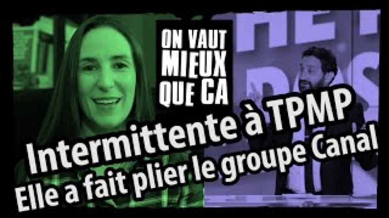 VIDEO L'intermittente intervenue en direct dans TPMP gagne son procès contre D8