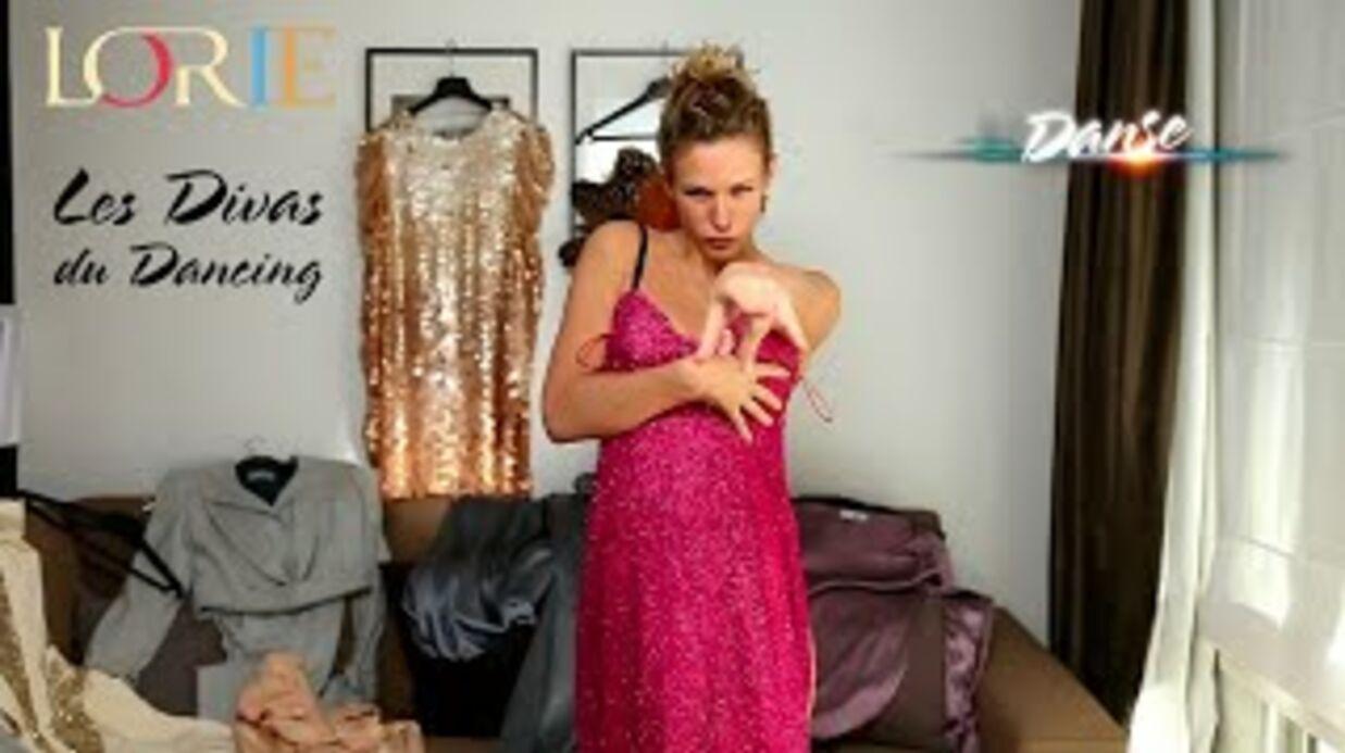 VIDEO Lorie sensuelle dans son nouveau clip Les divas du dancing