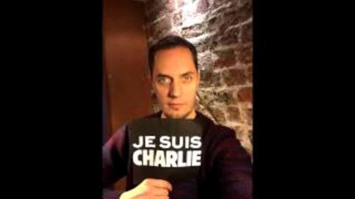 Grand Corps Malade rend hommage aux victimes de l'attentat de Charlie Hebdo