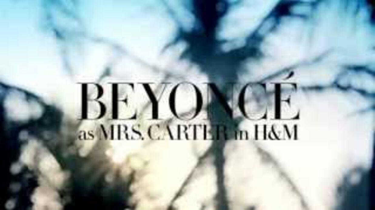 VIDEO Beyoncé hot en bikini dans son clip pour H&M