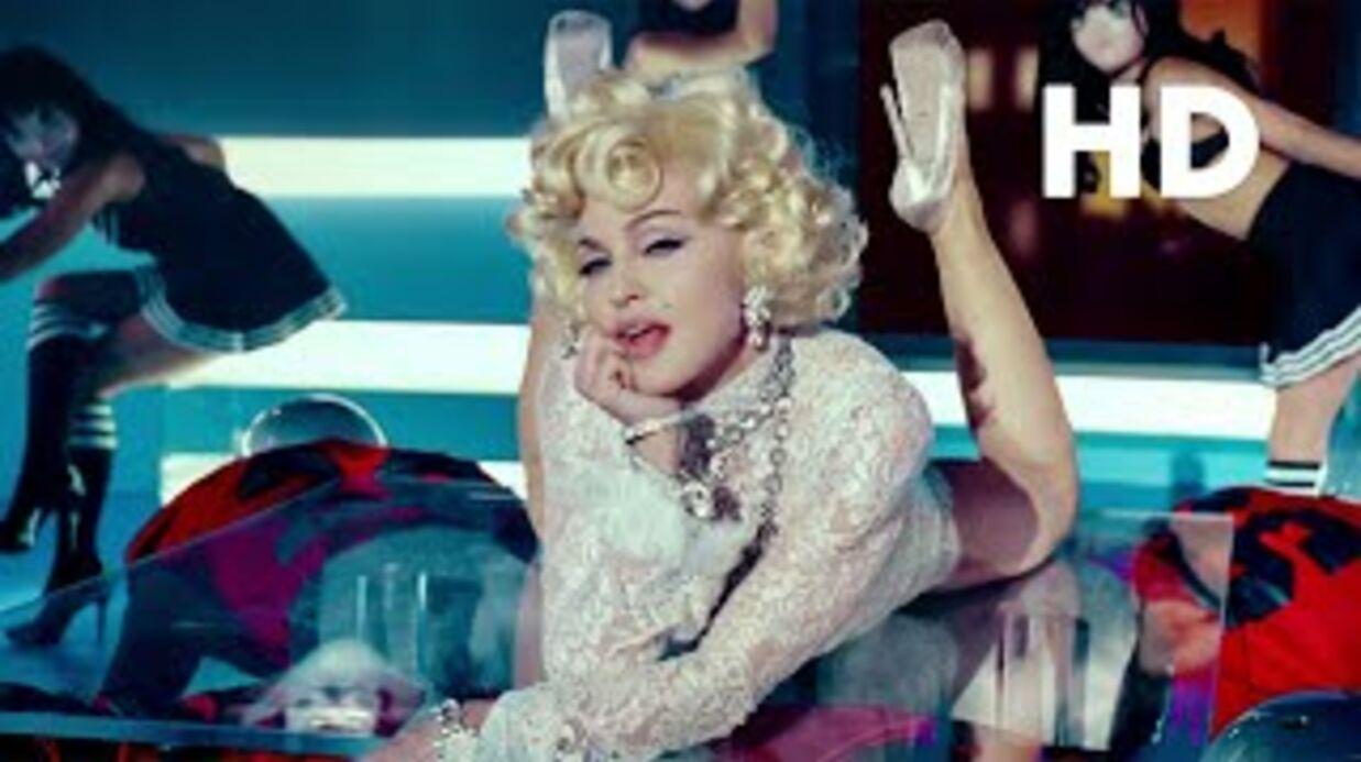 VIDEO Le nouveau clip de Madonna, Give me all your Luvin'