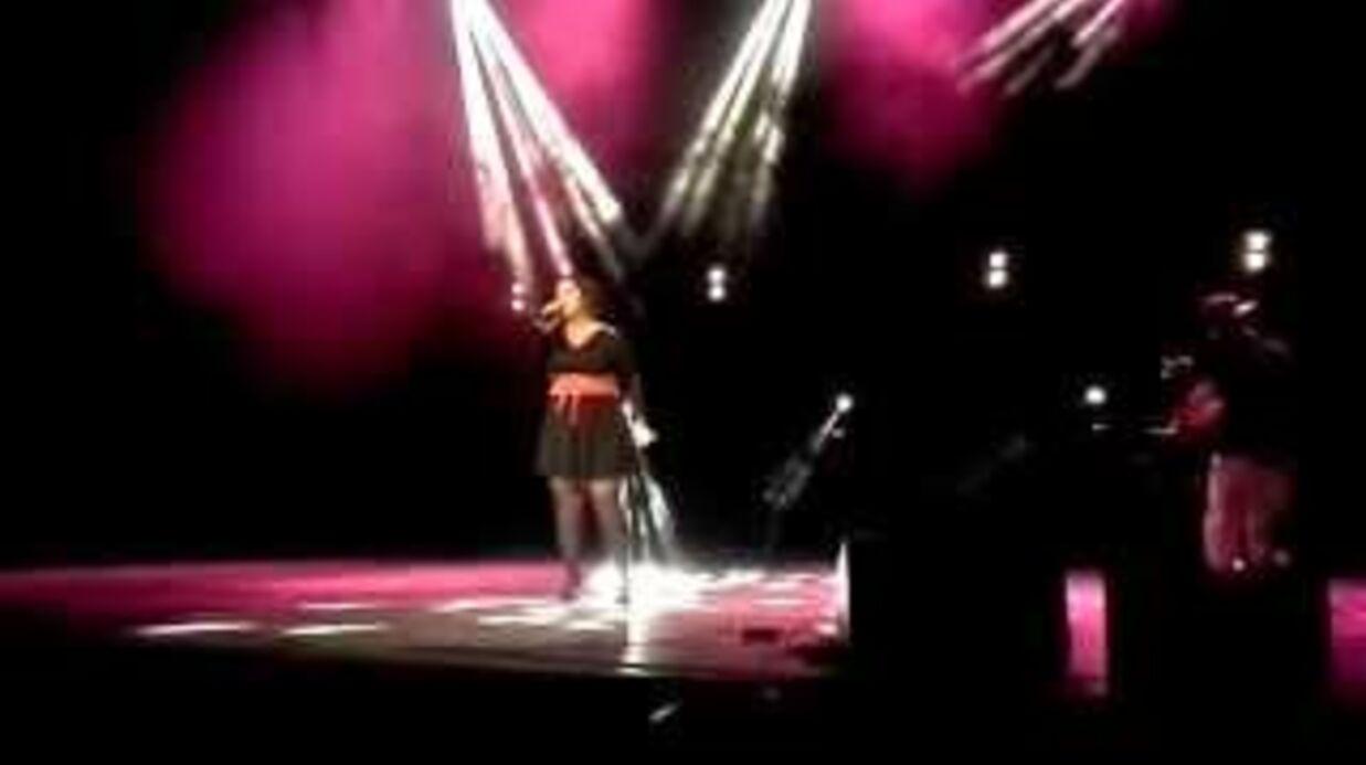 VIDEO Magalie Vaé: sa reprise magnifique de Chandelier, le tube de Sia