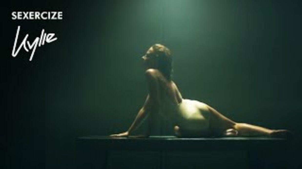 VIDEO Regardez le dernier clip très hot de Kylie Minogue