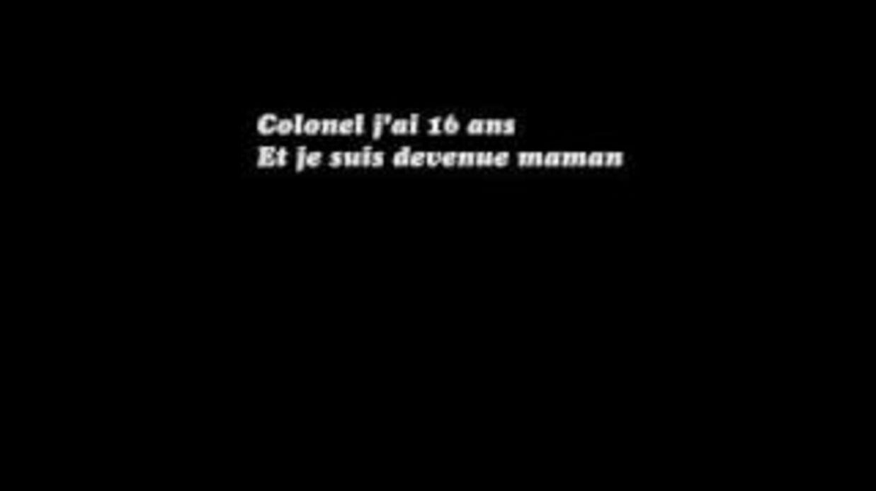 VIDEO Jeanne Cherhal répond à Aurélie du Colonel Reyel