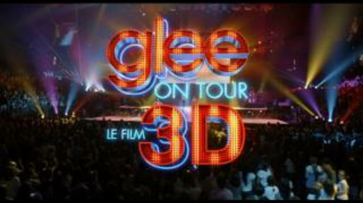Glee on Tour 3D : le film qui sauve des vies