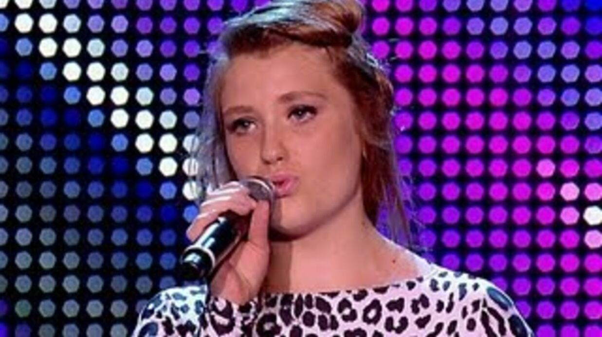 VIDEO Ella, 16 ans, l'in­croyable talent du X Factor anglais