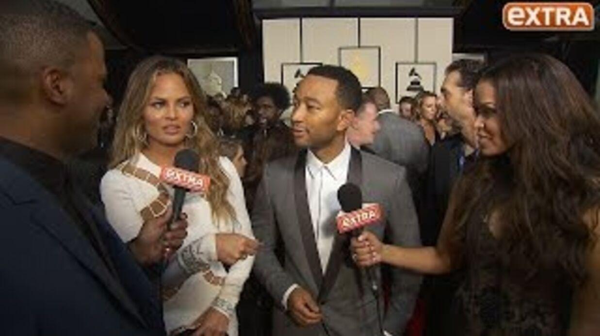 VIDEO John Legend: sa femme a adoré faire l'amour chez les Obama