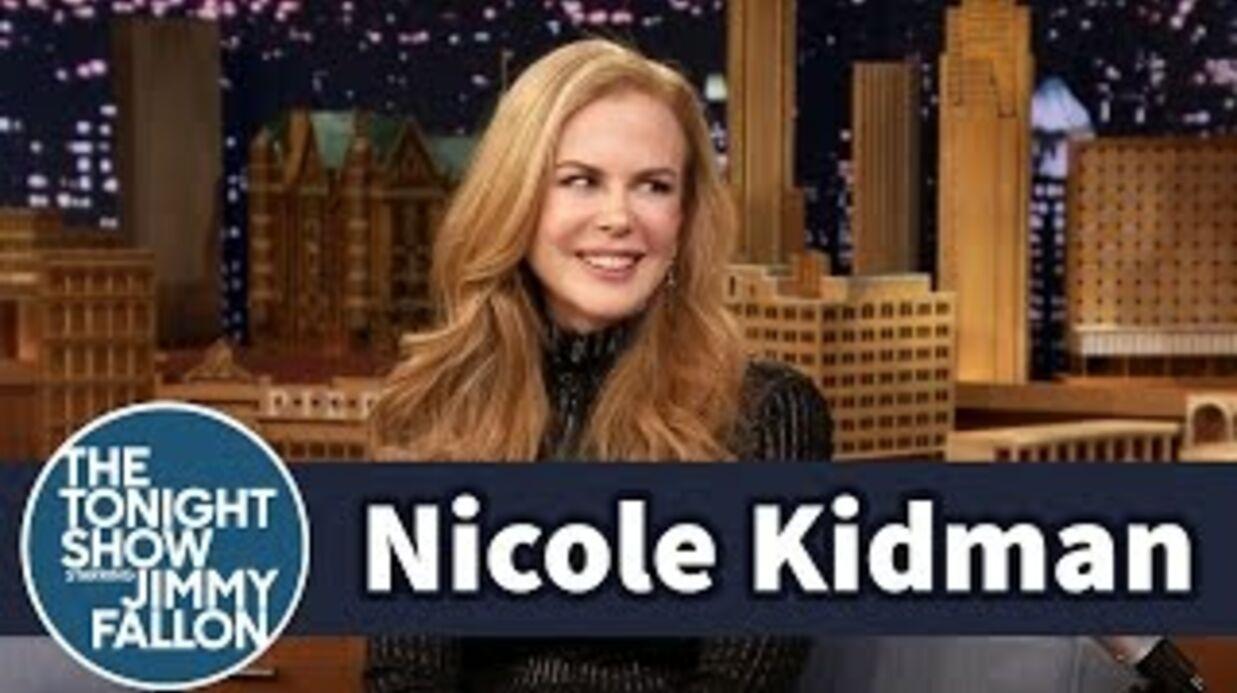 VIDEO Le jour où Jimmy Fallon a refusé les avances de Nicole Kidman