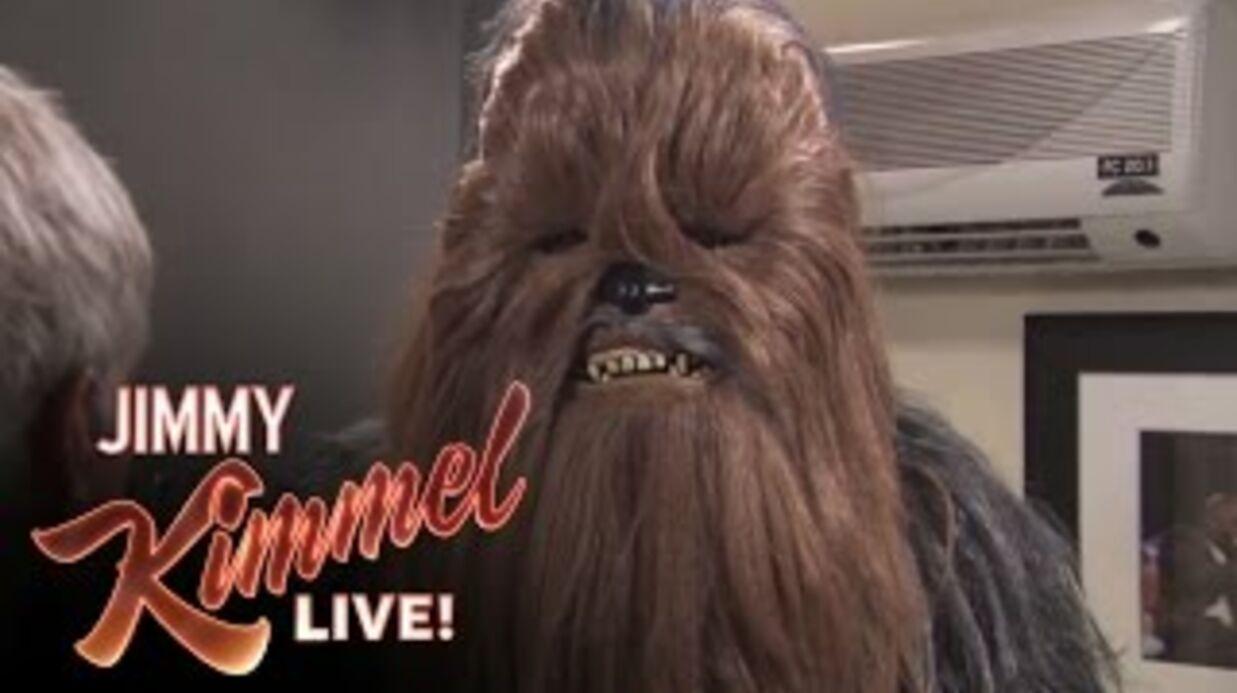 VIDEO Harrison Ford, cocu, règle ses comptes