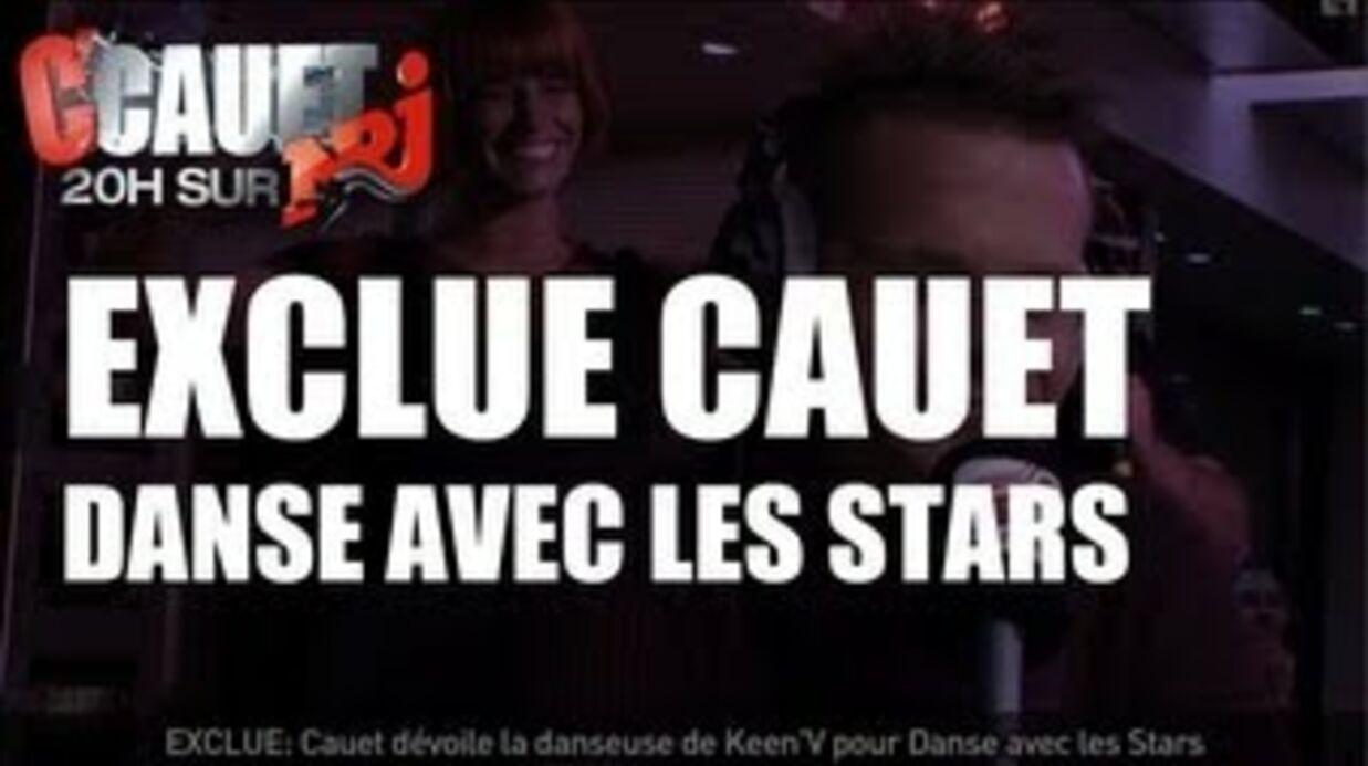 Danse avec les stars: Keen'V dansera avec Fauve Hautot