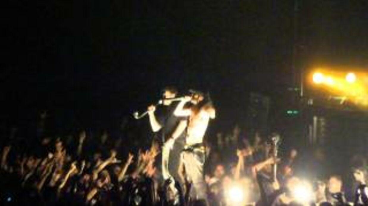VIDEO Le retour attendu de Bertrand Cantat sur scène