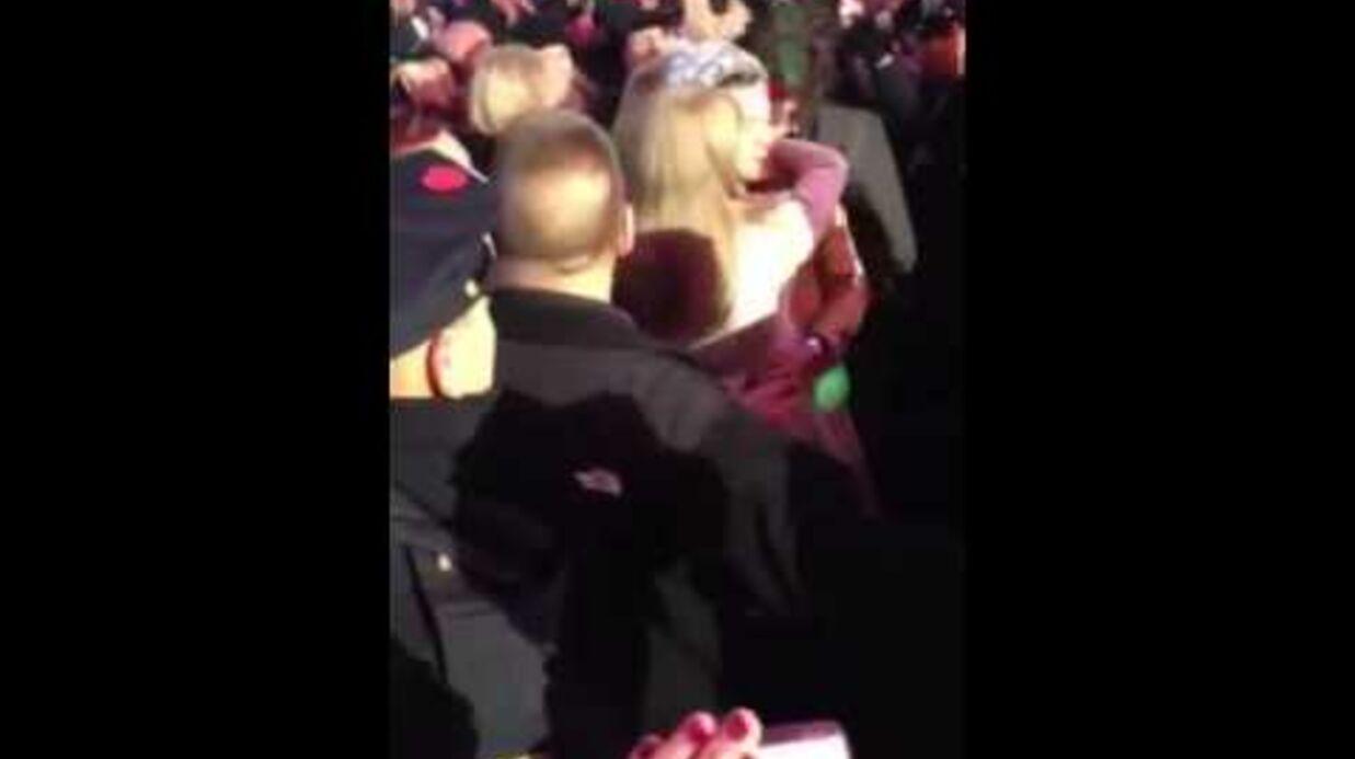 VIDEO Taylor Swift et Harry Styles s'embrassent pour la nouvelle année