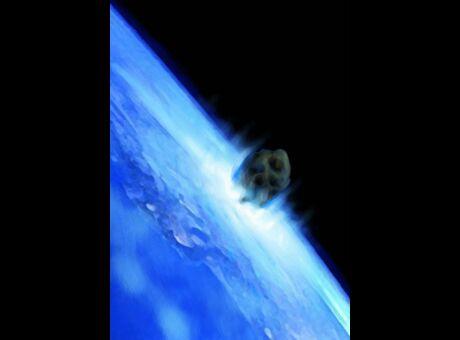 Astéroïde Le scénario catastrophe envisagé par des scientifiques