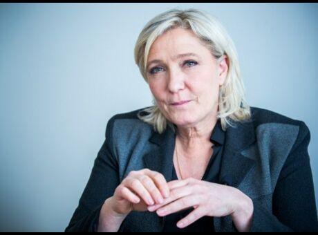Présidentielle-2017 Marine Le Pen, enfant du métissage