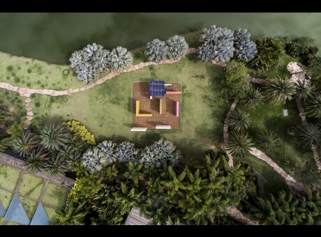Reportage Au Brésil, quand l'art se glisse dans la nature