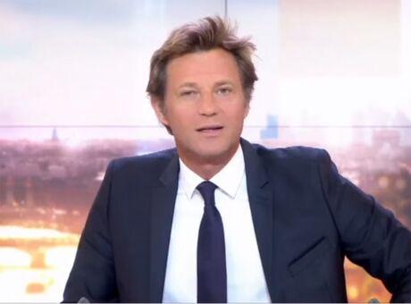 Télévision Laurent Delahousse adresse un message à son «compagnon de route» (vidéo)