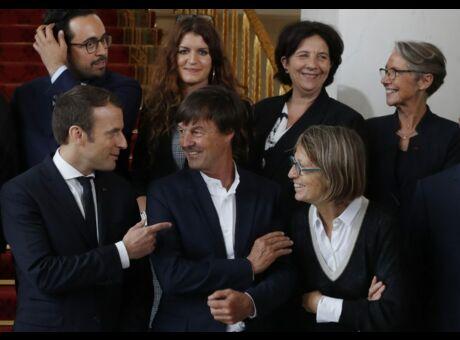 Coulisses Comment Macron a convaincu Hulot d'entrer au gouvernement