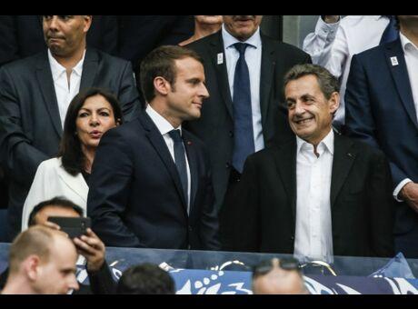 Macron a séduit tout le monde, même… Sarkozy!