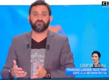TPMP Rien ne va plus entre Cyril Hanouna et Françoise Laborde (vidéo)