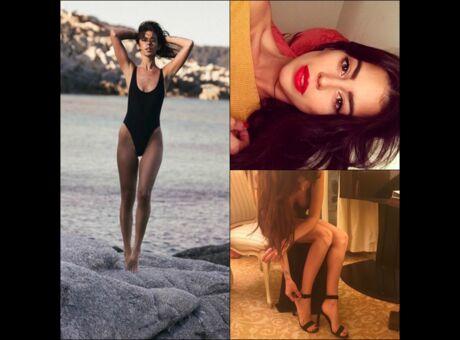 Diaporama Natali Husic, la nouvelle petite amie sexy de Louis Sarkozy
