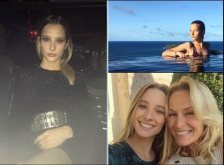 Diaporama Découvrez l'Instagram de la sublime Ilona Smet, la fille d'Estelle Lefébure et David Hallyday