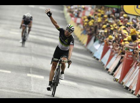 Etape-19 du Tour de France: Boasson Hagen en costaud à Salon de Provence