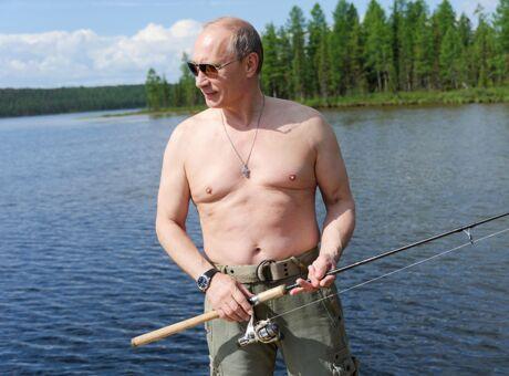 Russie Les vacances musclées de Vladimir Poutine