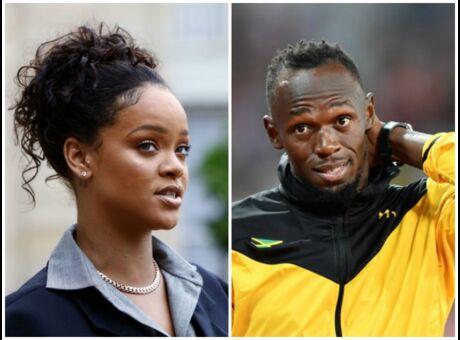 People L'histoire d'amour ratée entre Rihanna et Usain Bolt