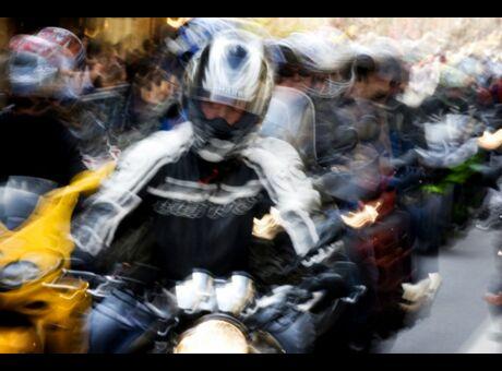 France Un policier condamné à deux ans de prison pour avoir tué un motard