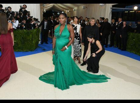 Naissance Serena Williams a accouché d'une petite fille!
