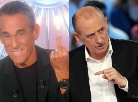 Clash Ca chauffe entre Thierry Ardisson et Jean-Michel Apathie (Vidéo)