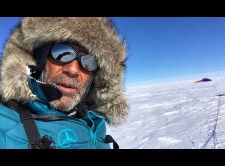 Adrénaline Mike Horn, explorateur de l'extrême