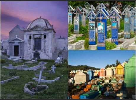 Diaporama Les plus beaux cimetières du monde
