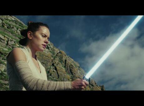 Vidéo Un nouveau trailer de «Star Wars 8: Les derniers Jedi» dévoilé