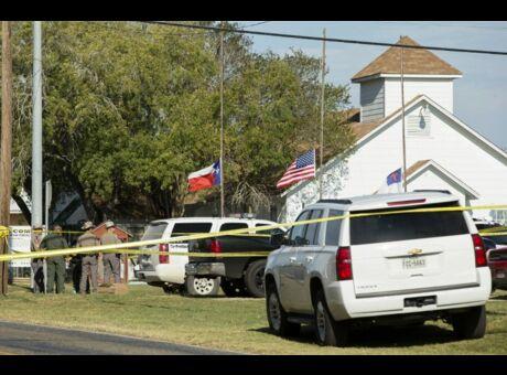 Texas Ce que l'on sait sur la terrible fusillade dans une église