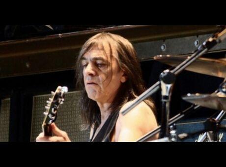 Hommage Malcom Young, fondateur du groupe AC/DC, est décédé (vidéo)