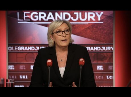 Tacle Pour Marine Le Pen, Jean-Luc Mélenchon va «de flop en flop»